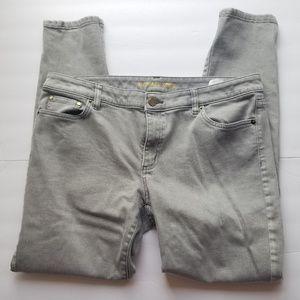 Sz 12 izzy skinny Michael kors jeans